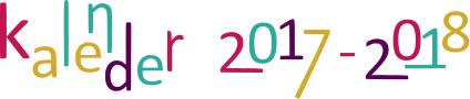 Kalender 2017-2018